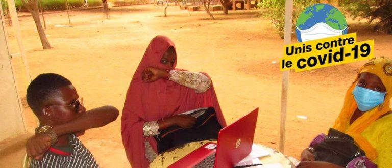 Article : Covid-19 : Reprise des cours à l'Université de Niamey