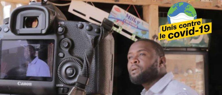 Article : Comment le cinéaste Serge Clément Anatovi a vécu le Covid-19 au Niger