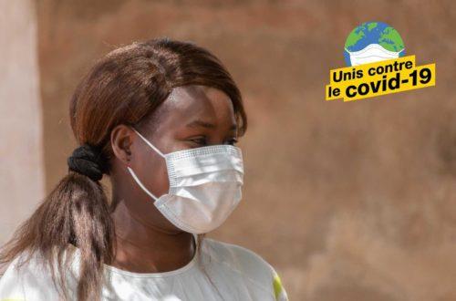 Article : Ces jeunes qui s'engagent dans la lutte contre le coronavirus au Niger