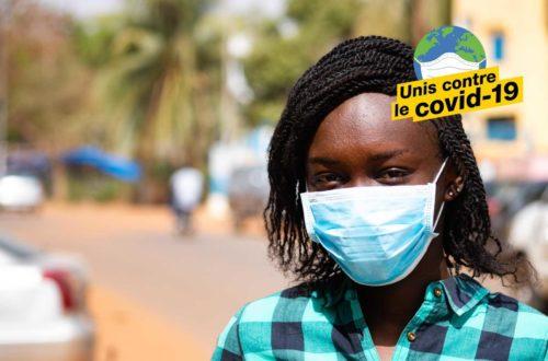 Article : Allons-nous vers le port obligatoire du masque au Niger ?
